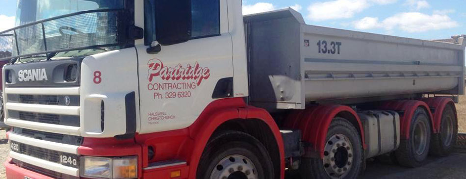 Partridge Contracting